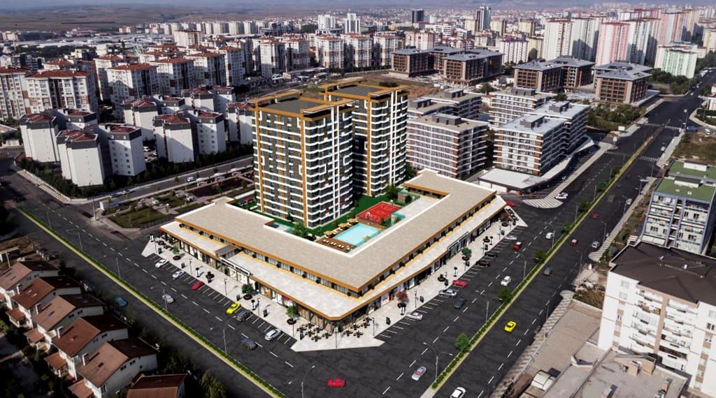 Metropol Rezidans Çorlu fiyat listesi