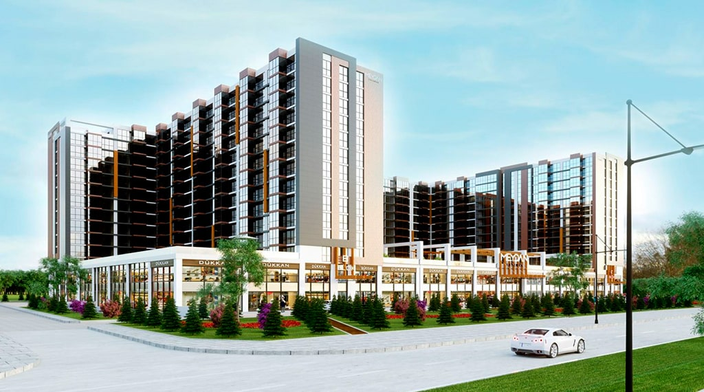 Ankara konut projeleri