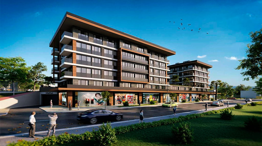 MiaPort Concept Arnavutköy
