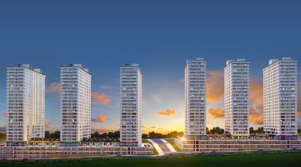 Mina Towers Proje