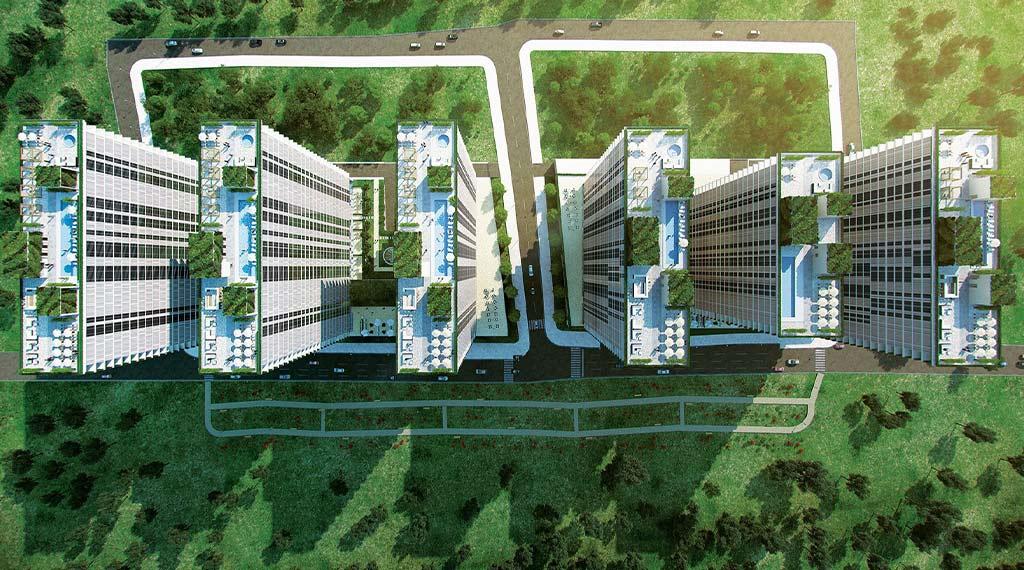 Mina Towers Satılık Daire