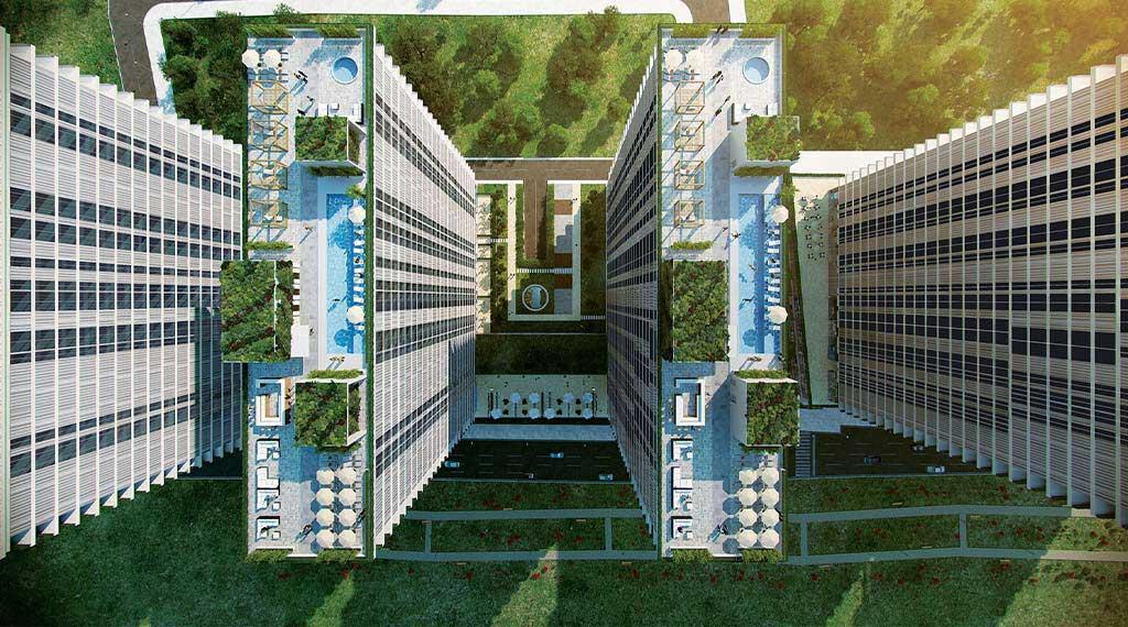 Mina Towers Satılık Daireler