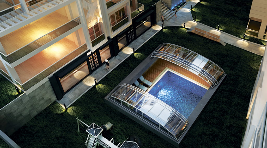 Bursa Nevata kiralık daire