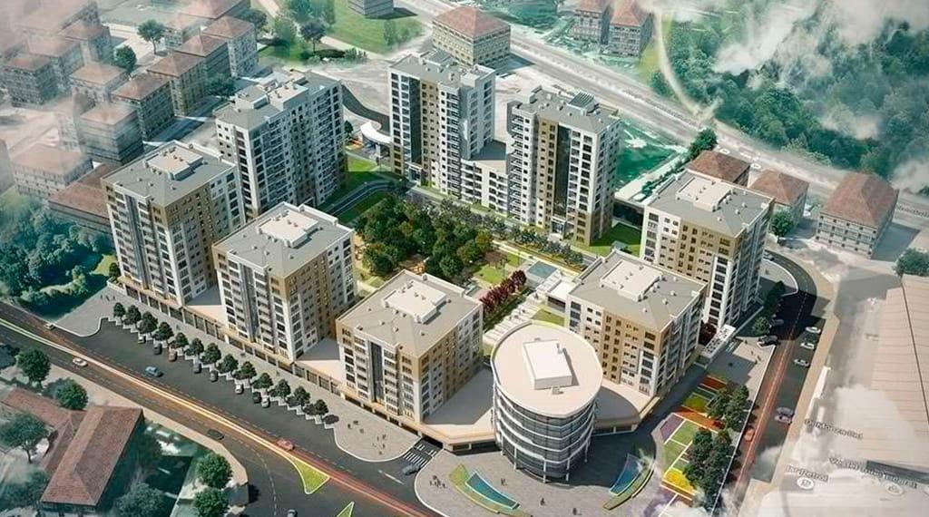 Nevşehir Emlak Konutları konut projesi