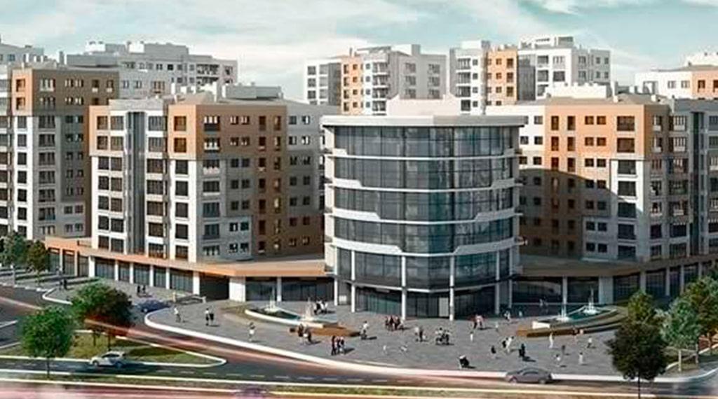 Nevşehir Emlak Konutları projesi