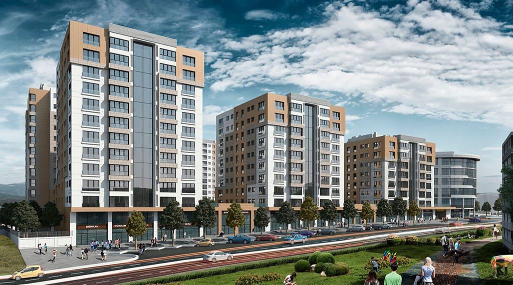 Nevşehir Emlak Konutları fiyat listesi
