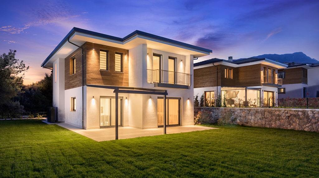 Nif Erbek evleri projesi fiyat listesi