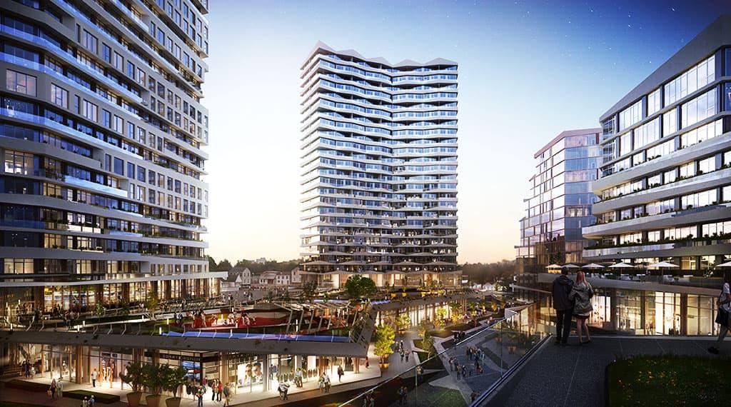 Nivo İstanbul kiralık 1+1