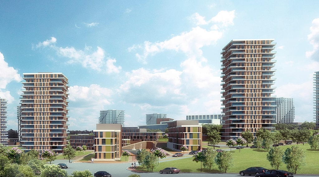 Northgate Ankara konut projesi