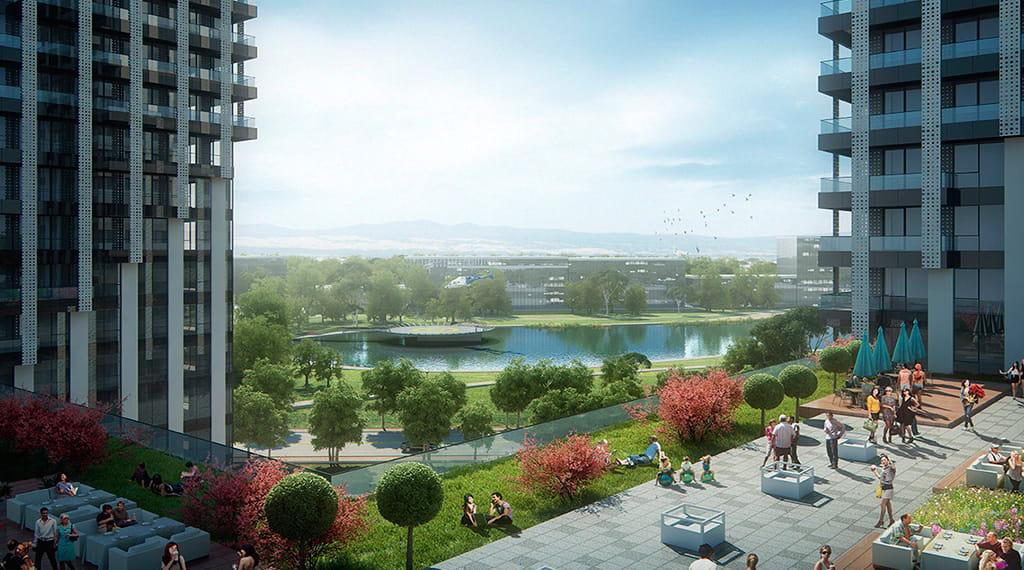 Northgate Ankara konut projesi esenboğa