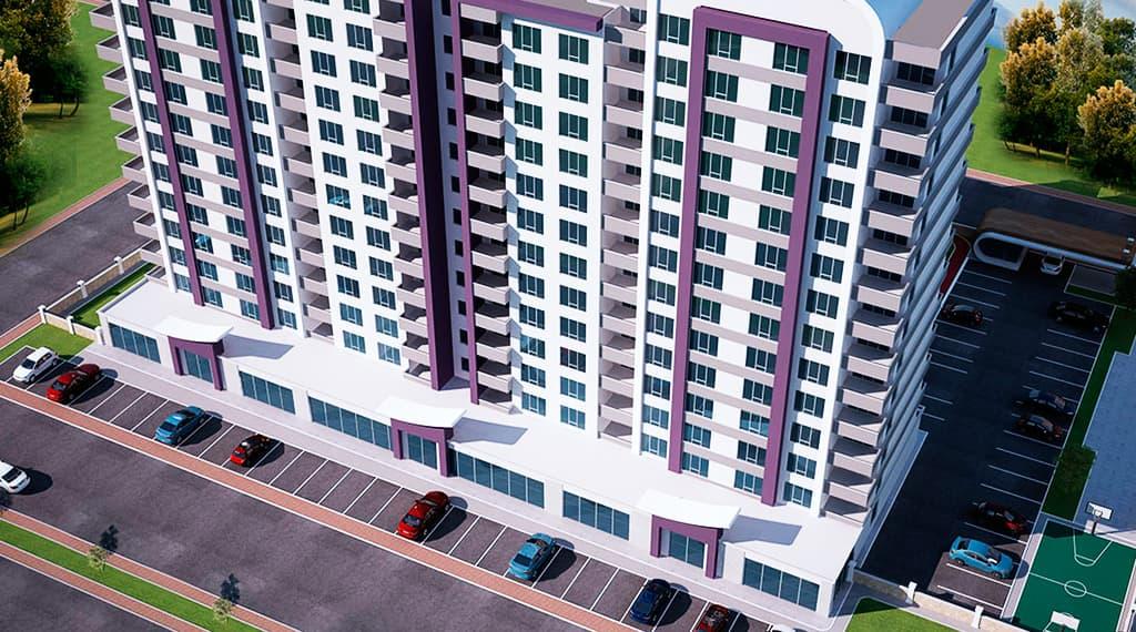 Antalya konut projeleri 2020