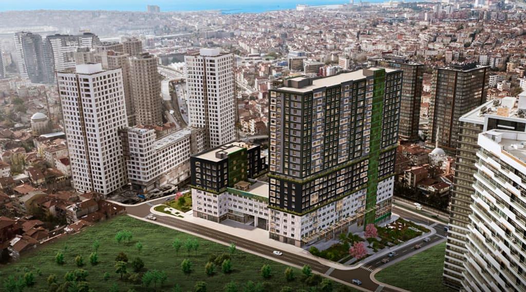 İstanbul rezidans projeleri