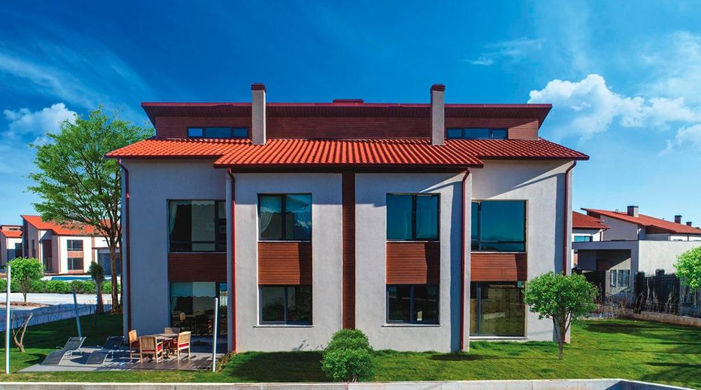 Palm City Modern Antalya konut projesi
