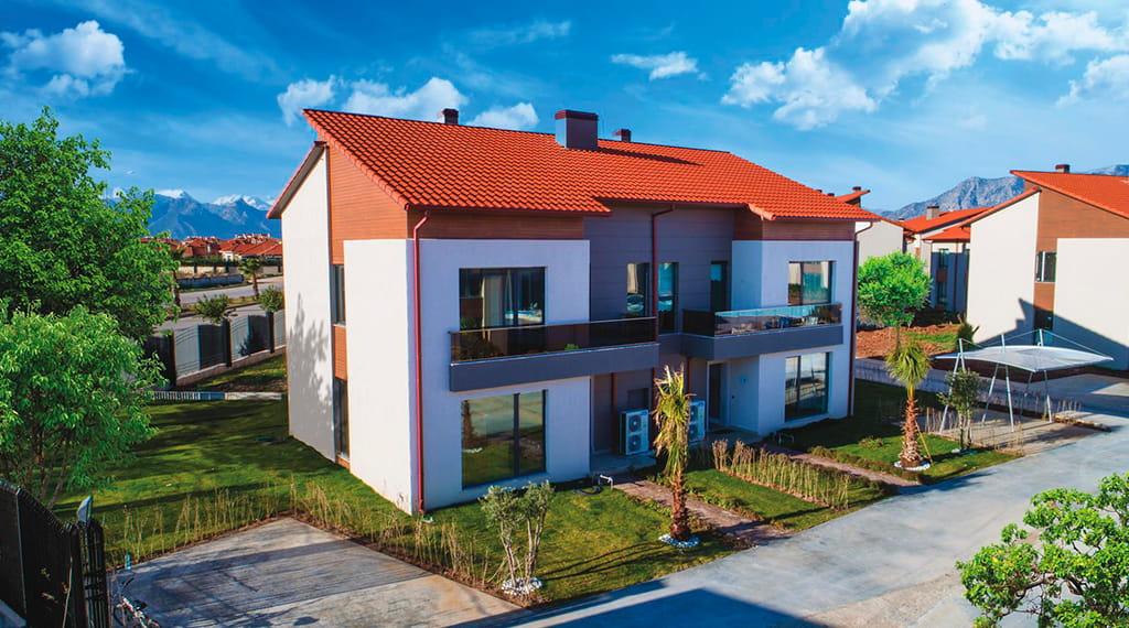 Palm City Modern Antalya fiyat