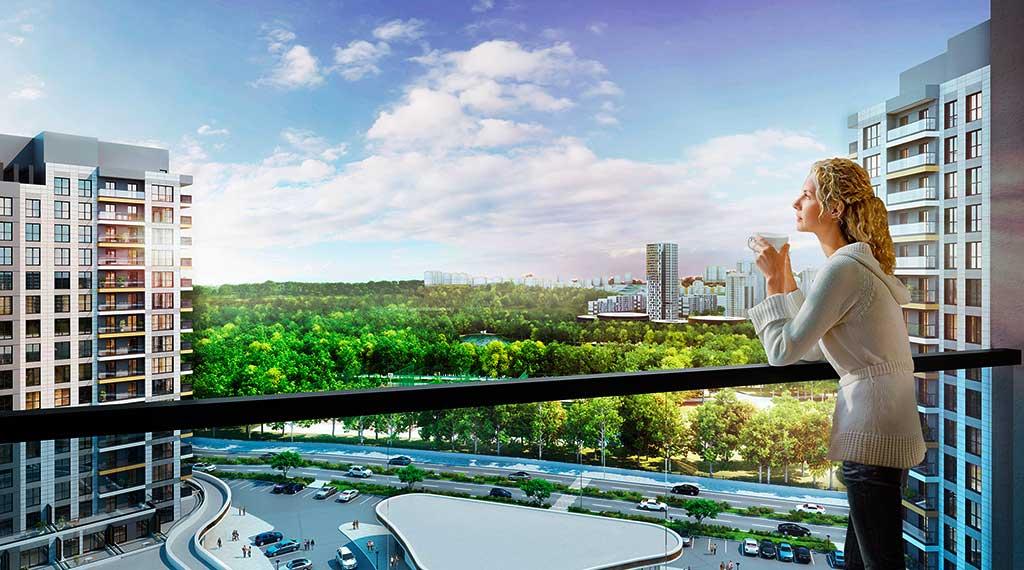 emlak konut projeleri istanbul