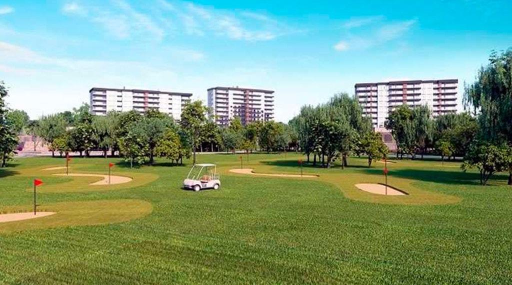 Parlamenterler Golf Life konut projesi