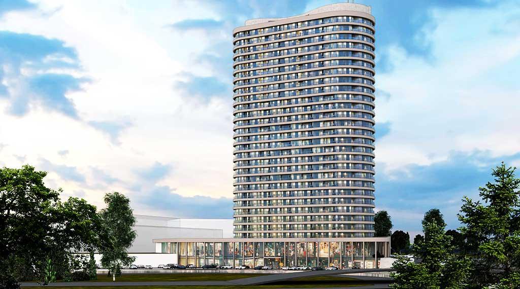 Polat Tower satılık