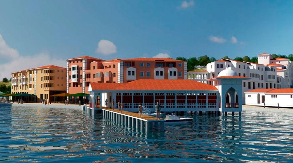 Port Poseidon Muğla projesi