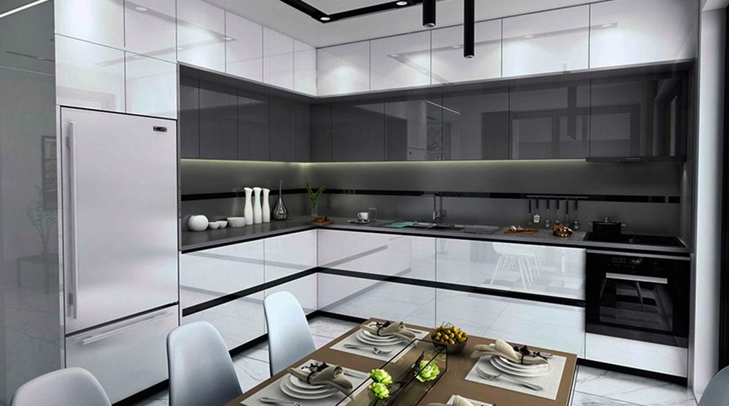 Premium Villas Kuşadası örnek daire