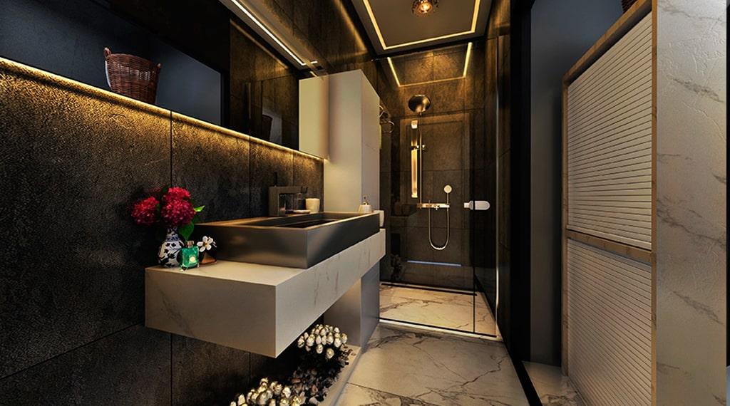 Premium Villas Kuşadası örnek daire 1