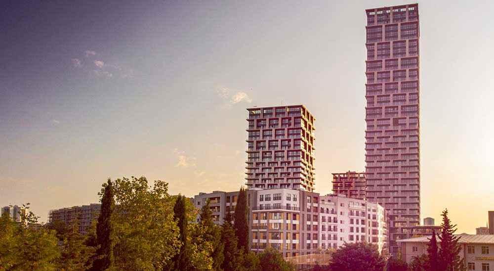 And Pastel istanbul yeni konut projeleri anadolu yakası
