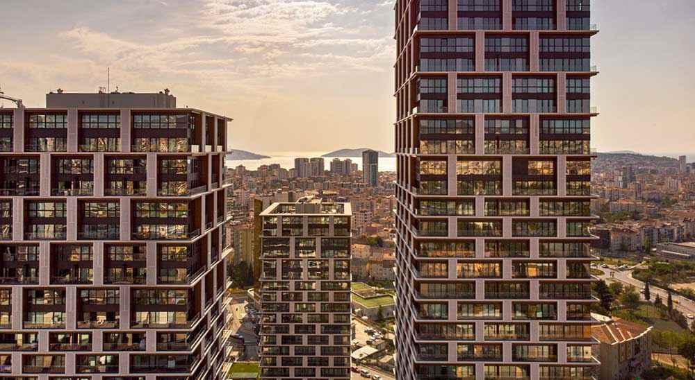 And Pastel istanbul konut projeleri en uygun