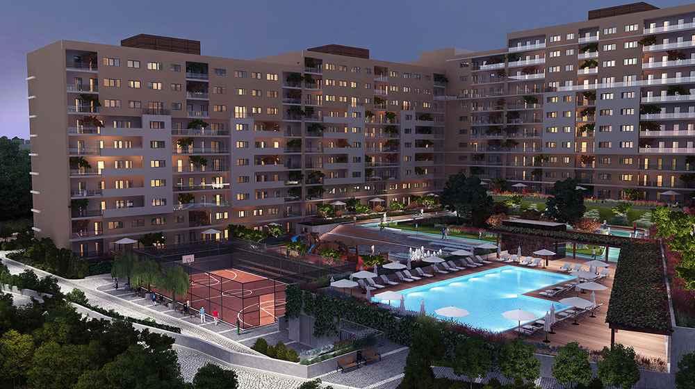 Aydos Land istanbul'un en iyi konut projeleri