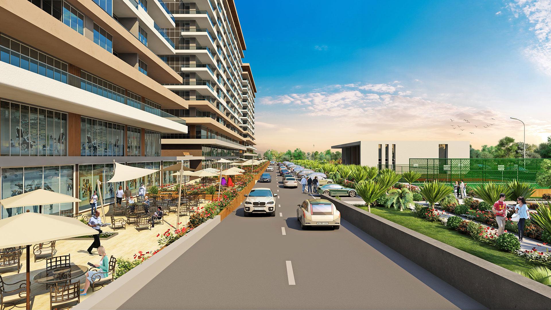 Azur Marmara istanbul'un en iyi konut projeleri