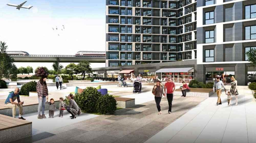 Babacan Port Royal istanbul en iyi konut projeleri