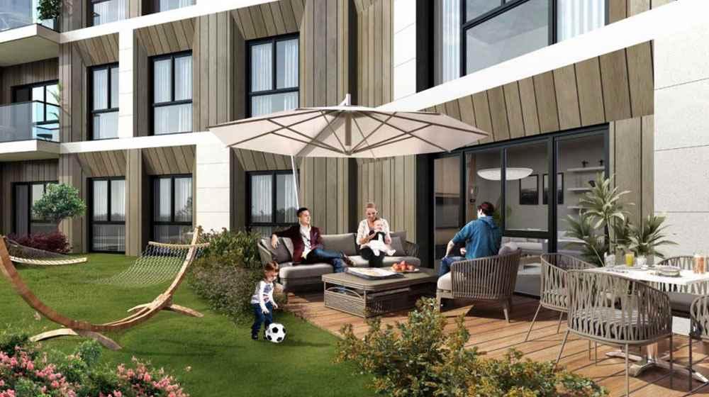 Babacan Port Royal istanbul ev projeleri fiyatları