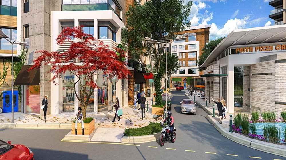 Bahçeşehir Park konut projeleri