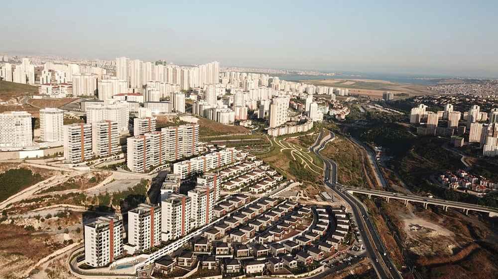 İstanbul konut projesi