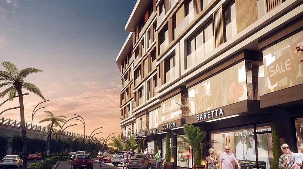 Konut projeleri İstanbul