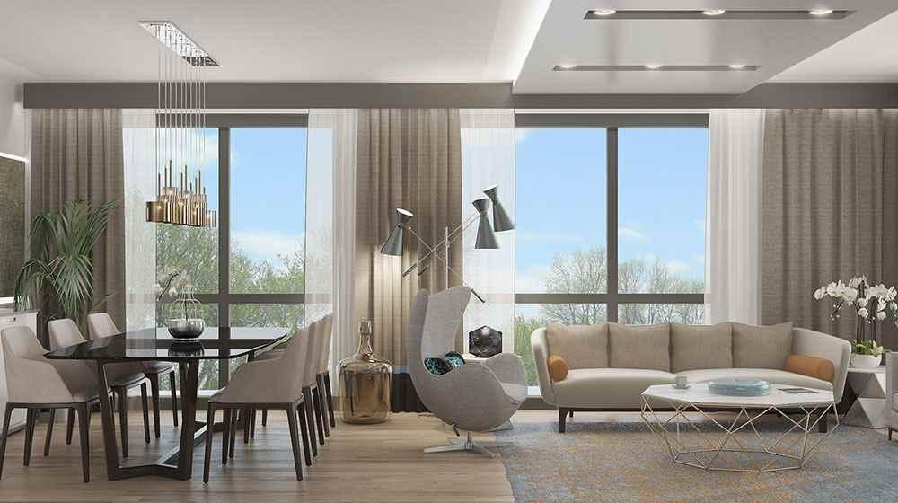 Mirage Residence fiyatları