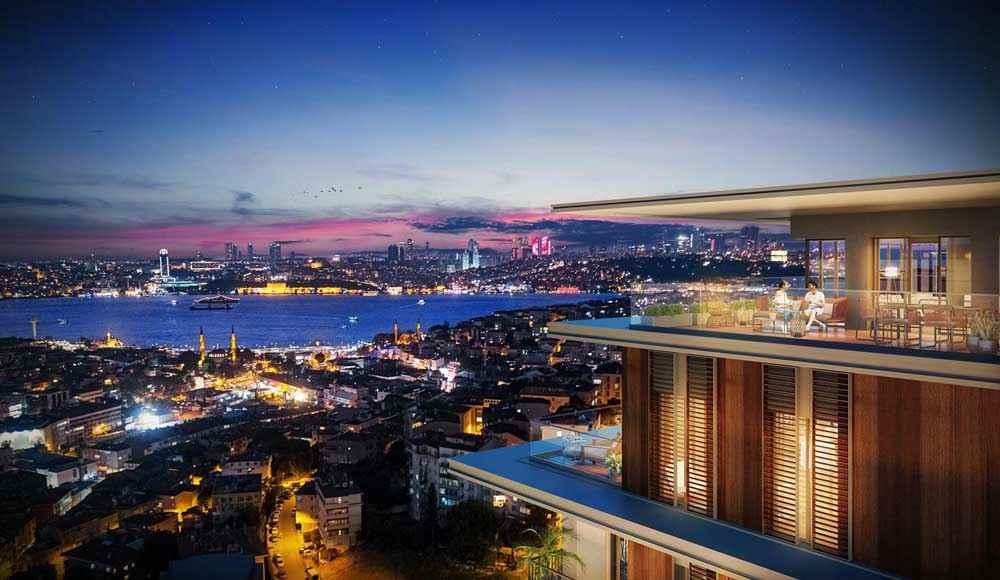 Anadolu Yakası Konut Projeleri