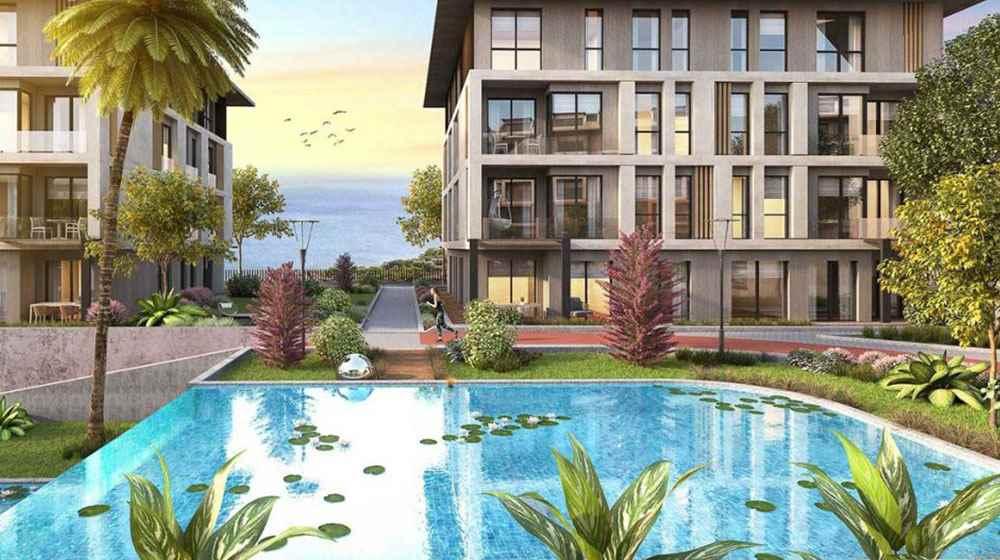 istanbul deniz manzaralı konut projeleri