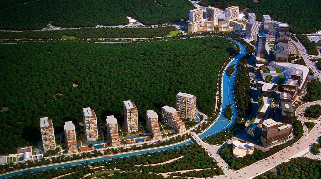 Vadi İstanbul konut projesi