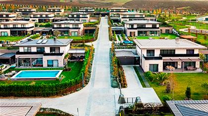 yeşilyaka evleri