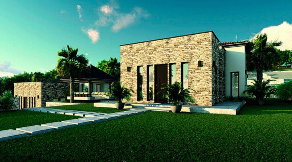 qarma gümüşlük evleri projesi