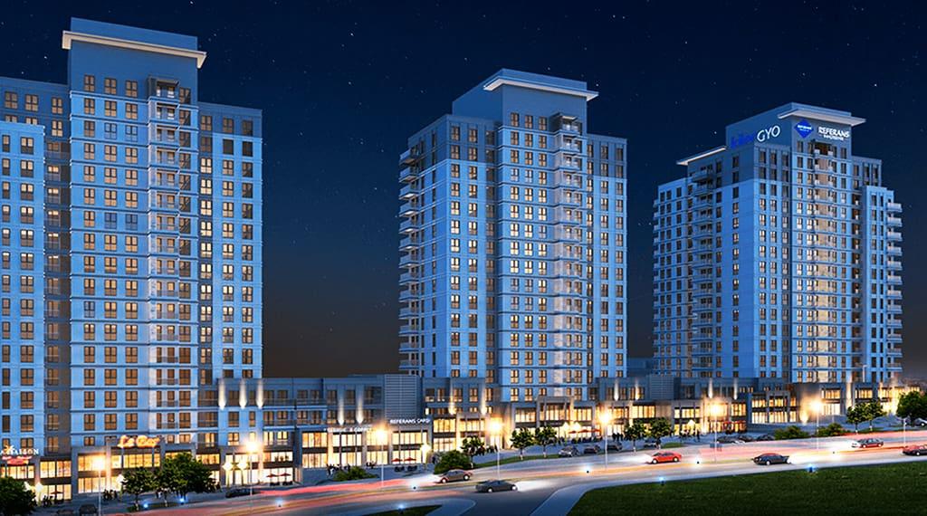 Referans Bahçeşehir 2020 fiyat
