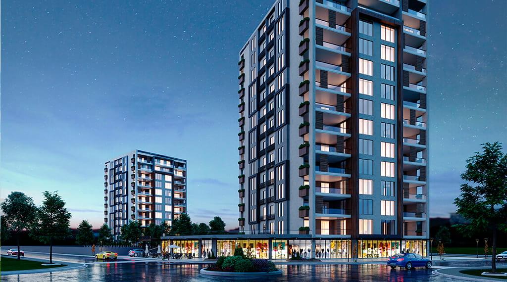 Referans Plus Evleri projesi Bursa