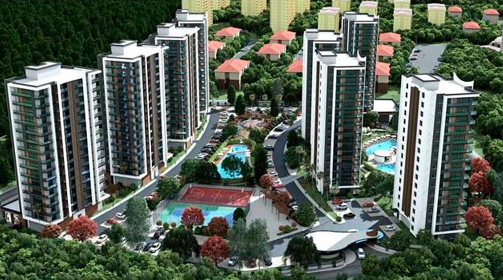 Antalya projeleri