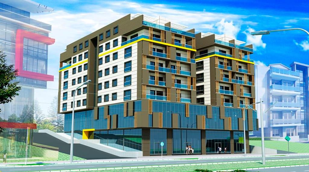 Ruberu Palace konut projesi bursa