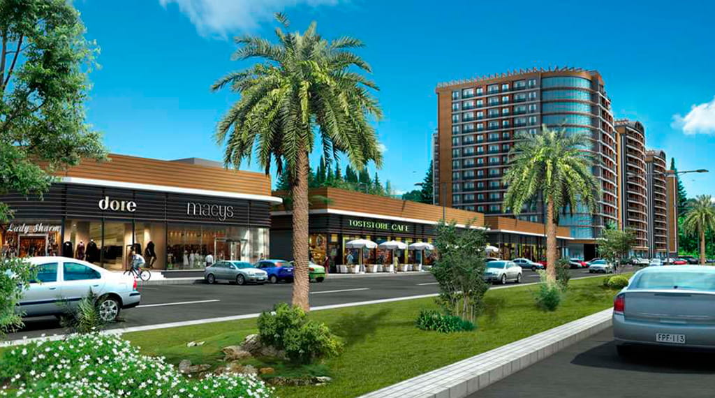 Şehr-i Ala Residence konut projesi