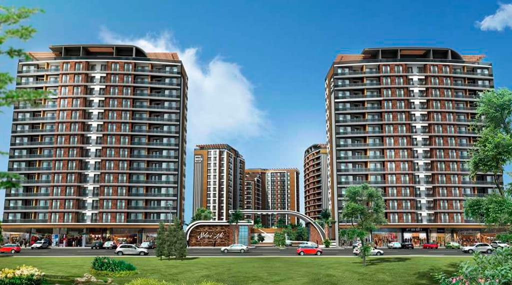 Şehr-i Ala Residence konut projesi antalya