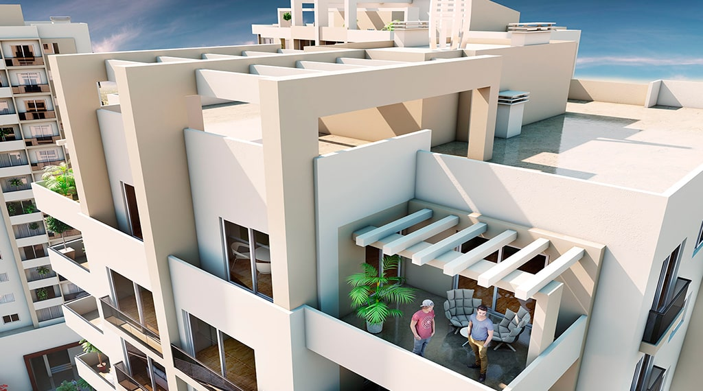Serapark 4 konut projesi adana