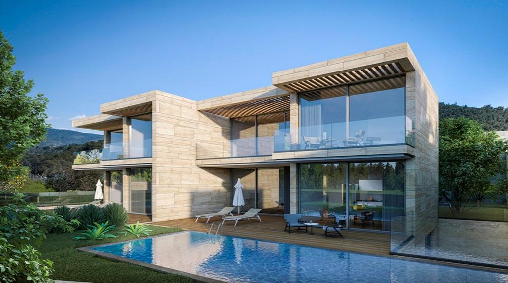 Skyhill Homes villa projesi