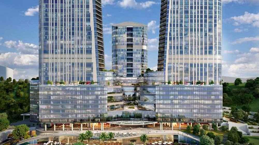 Skyland İstanbul projesi