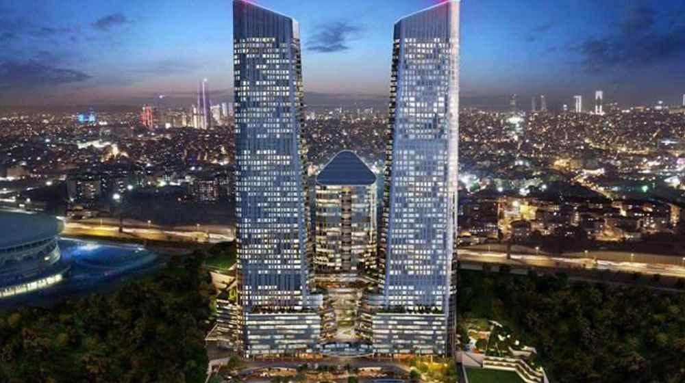 Skyland İstanbul konutları