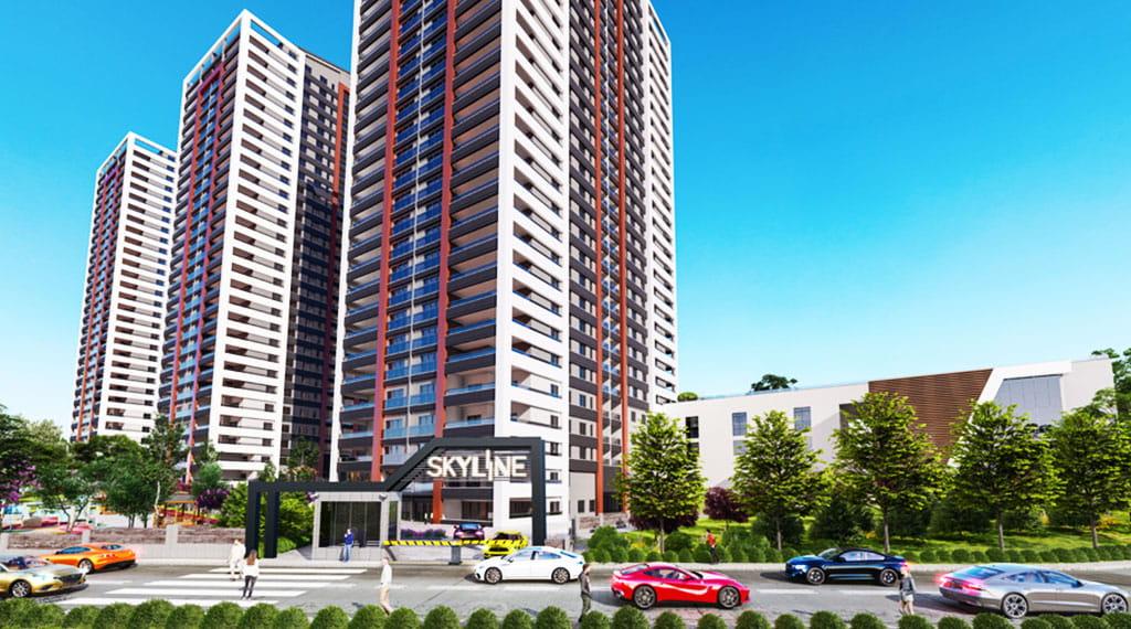 Skyline Tower Mamak satılık